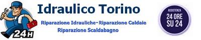 Idraulico Torino da 25 € – economico