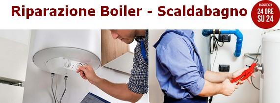Assistenza Boiler (scaldabagno) Collegno